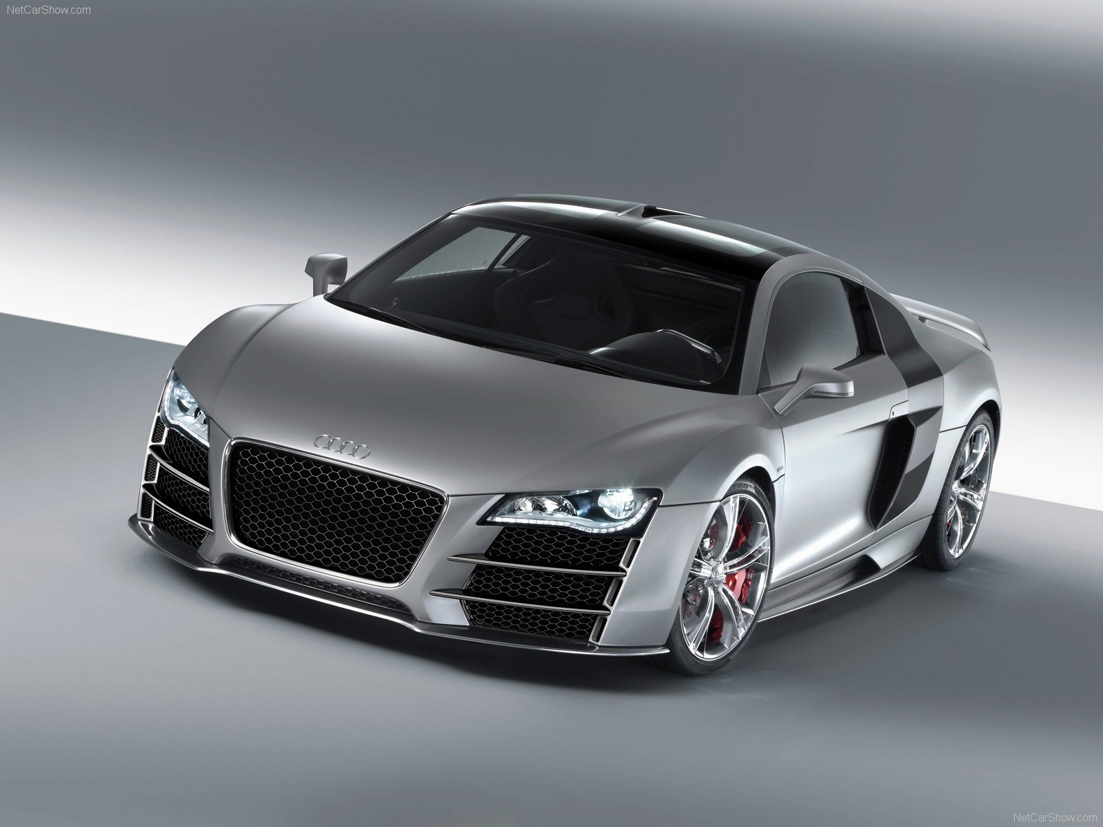 Latest The New V12 Audi R8 Car Tuning Free Download
