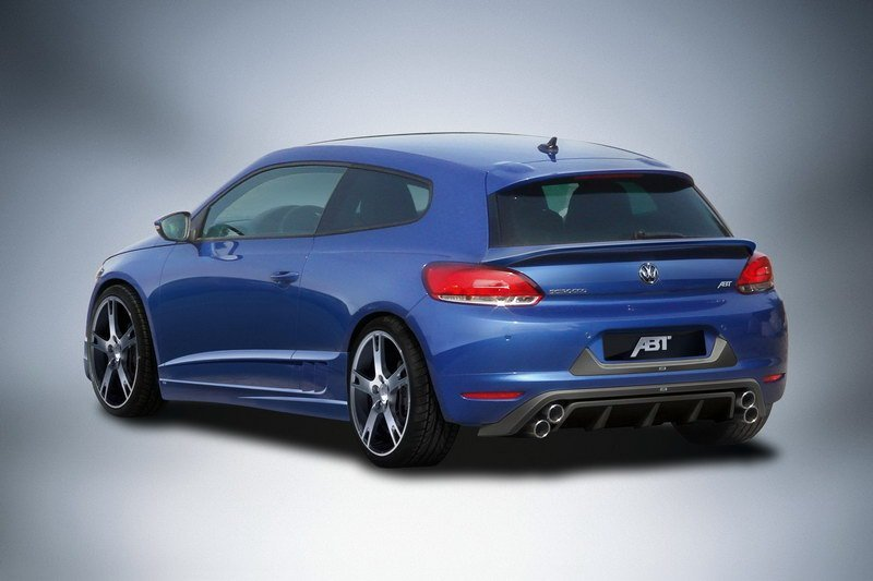 Latest Abt Volkswagen Scirocco Car Tuning Free Download