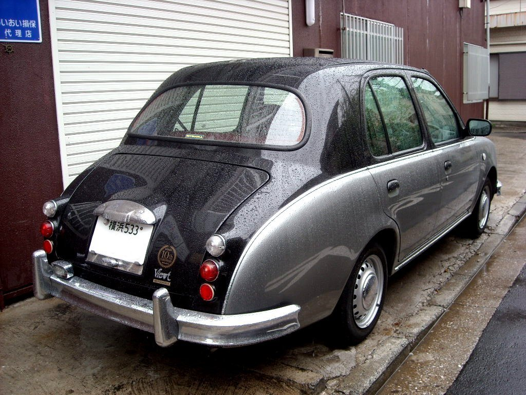 Latest Mitsuoka Viewt Picture 13 Reviews News Specs Buy Car Free Download