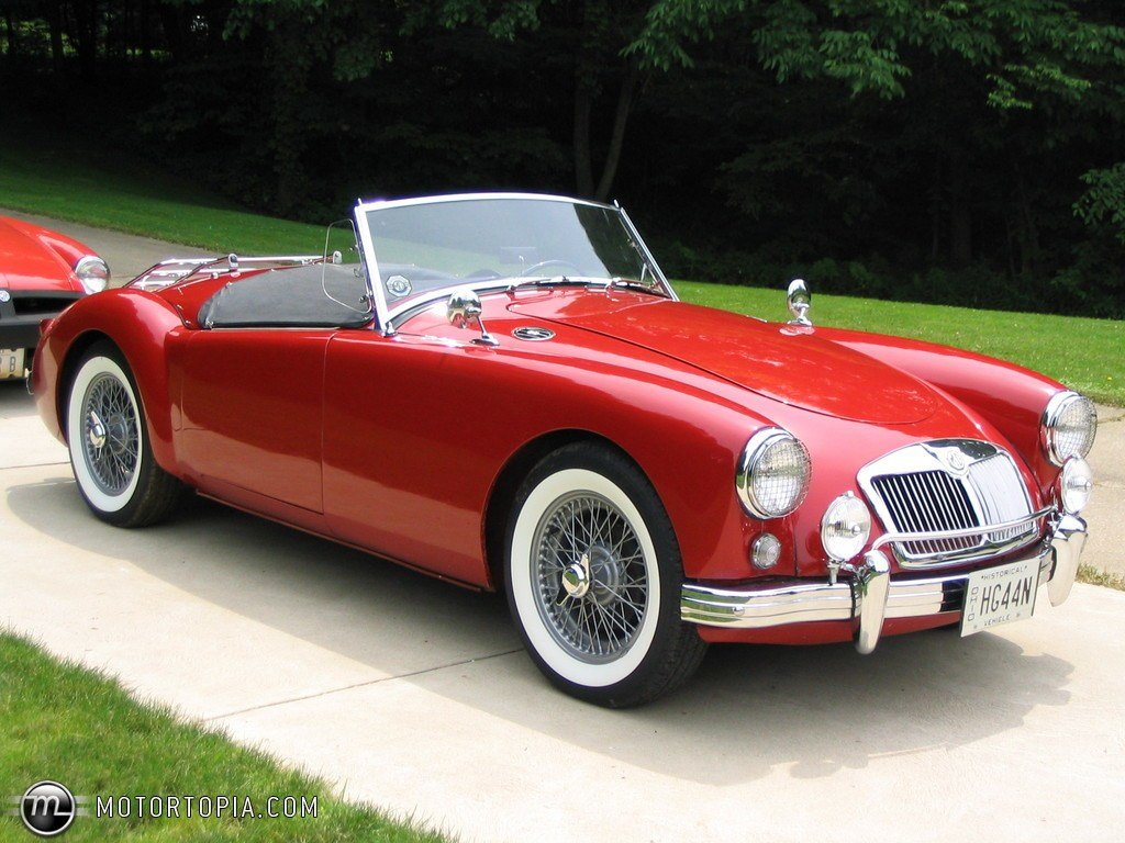 Latest Mg Mga Roadster Photos Reviews News Specs Buy Car Free Download