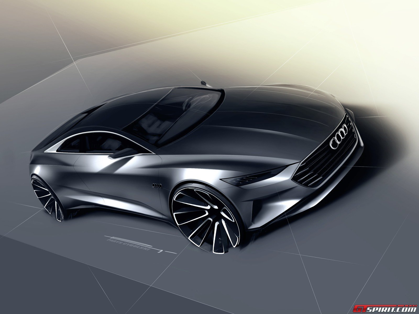 Latest Exclusive Audi Prologue Concept Review Gtspirit Free Download
