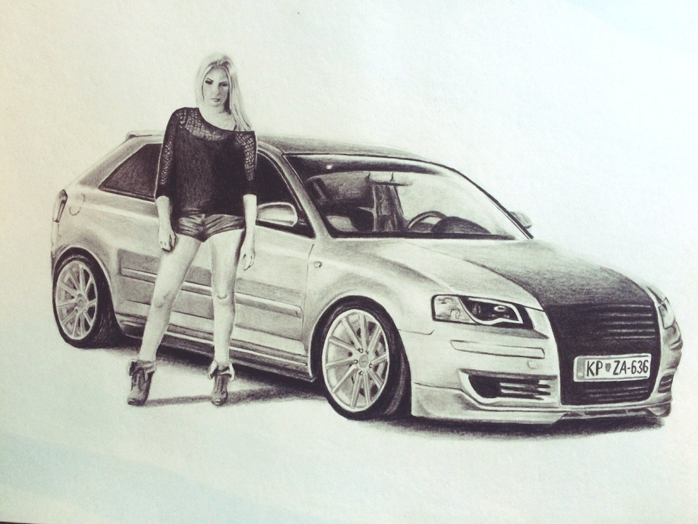 Latest The Best Free Audi Drawing Images Download From 50 Free Free Download