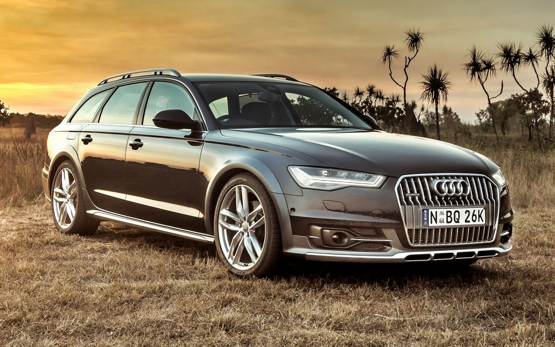 Latest Audi A6 Allroad 2015 Au Wallpapers And Hd Images Car Pixel Free Download