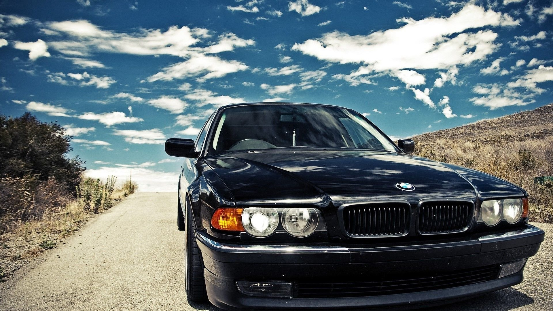 Latest Bmw 7 35Il E38 Car Wallpapers Free Download All Series Free Download