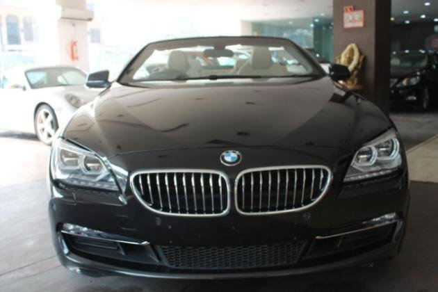 Latest Bmw 6 Series 650I Convertible Launched In India Cars Free Download
