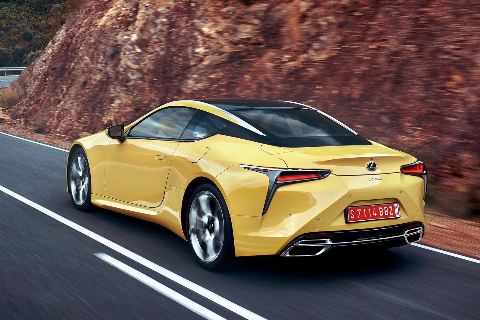 Latest 2017 Lexus Lc 500 Sport Review Autocar Free Download