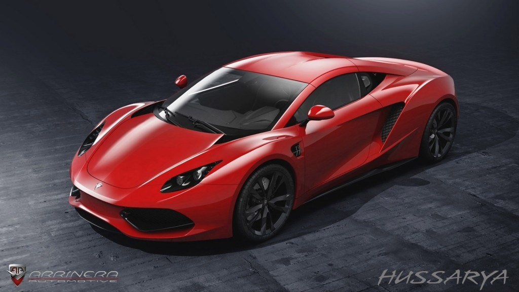 Latest Arrinera Hussarya Supercar Revealed In Production Form Free Download