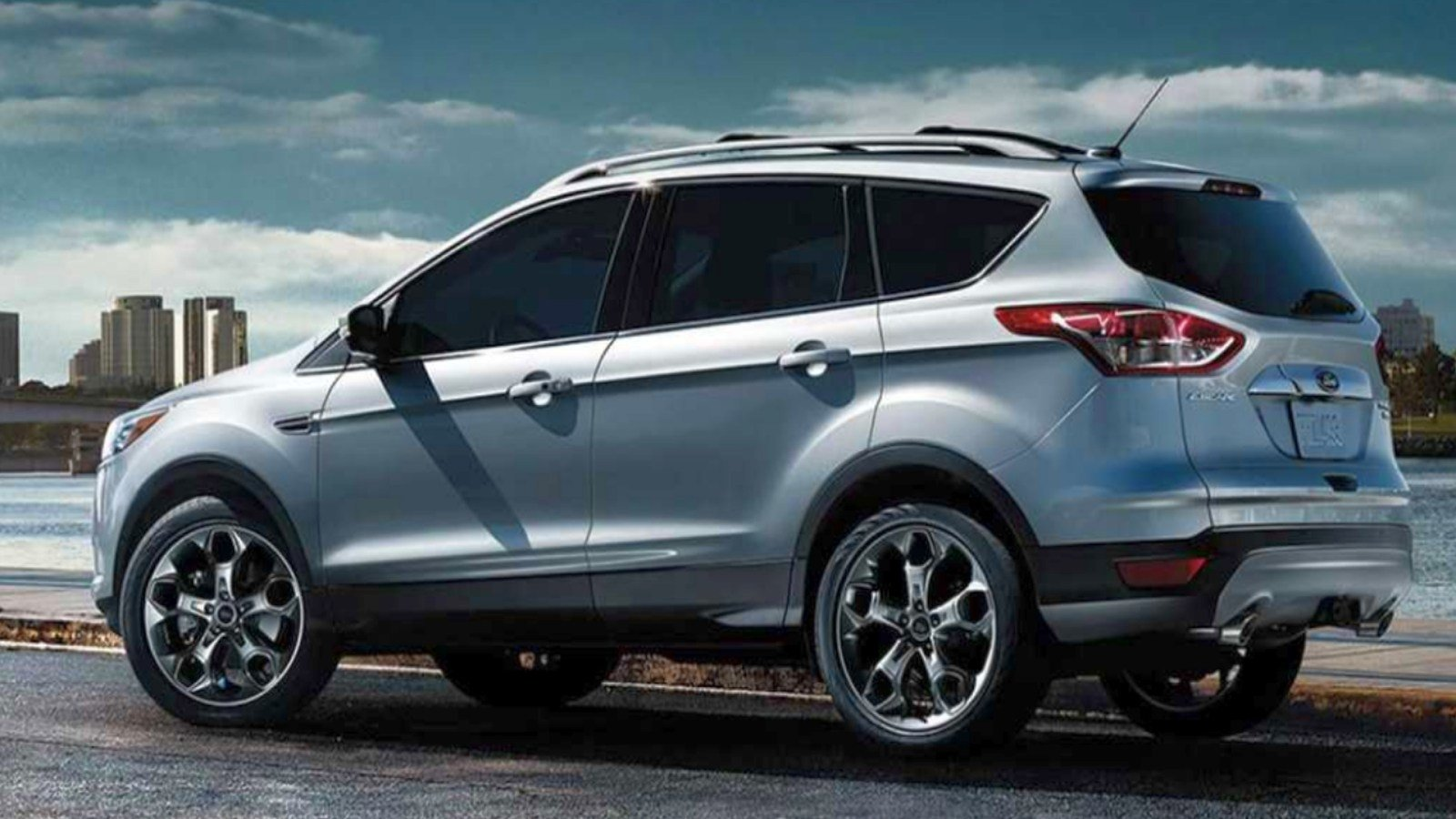 Latest 2018 Ford Kuga Exterior Images New Car Release News Free Download