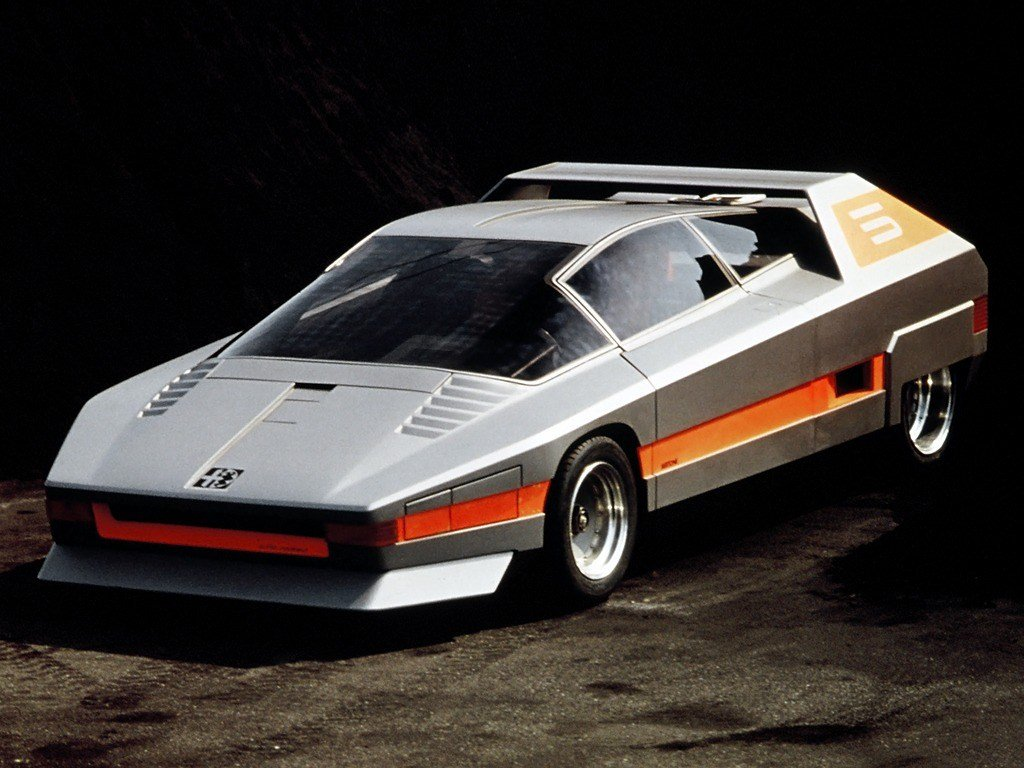 Latest Bertone Old Concept Cars Part 5 Free Download