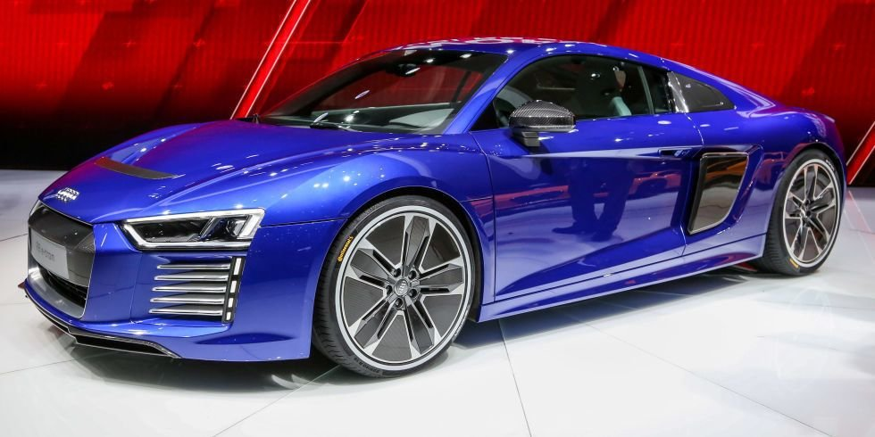 Latest Audi S Electric Supercar Is Absolutely Stunning Free Download