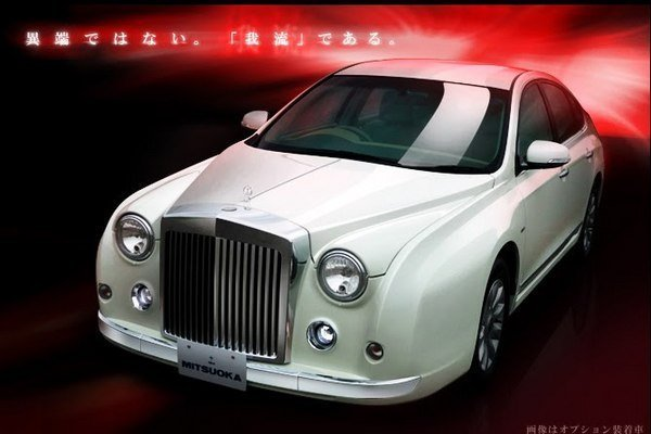 Latest Mitsuoka Cars Specifications Prices Pictures Top Speed Free Download