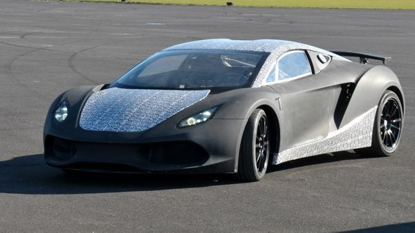 Latest 2015 Arrinera Hussarya 33 Car Review Top Speed Free Download