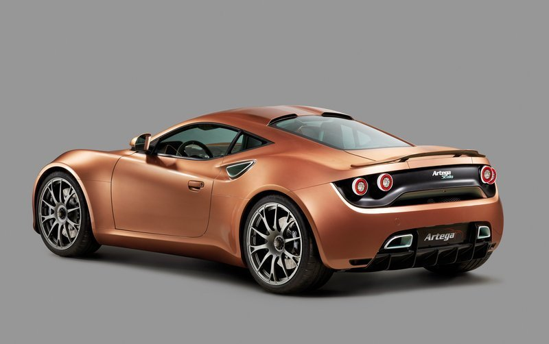 Latest 2016 Artega Scalo Review Top Speed Free Download