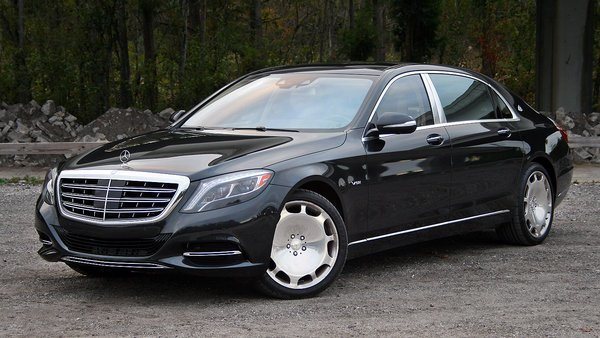 Latest 2016 Mercedes Maybach S600 – Driven Car Review Top Speed Free Download