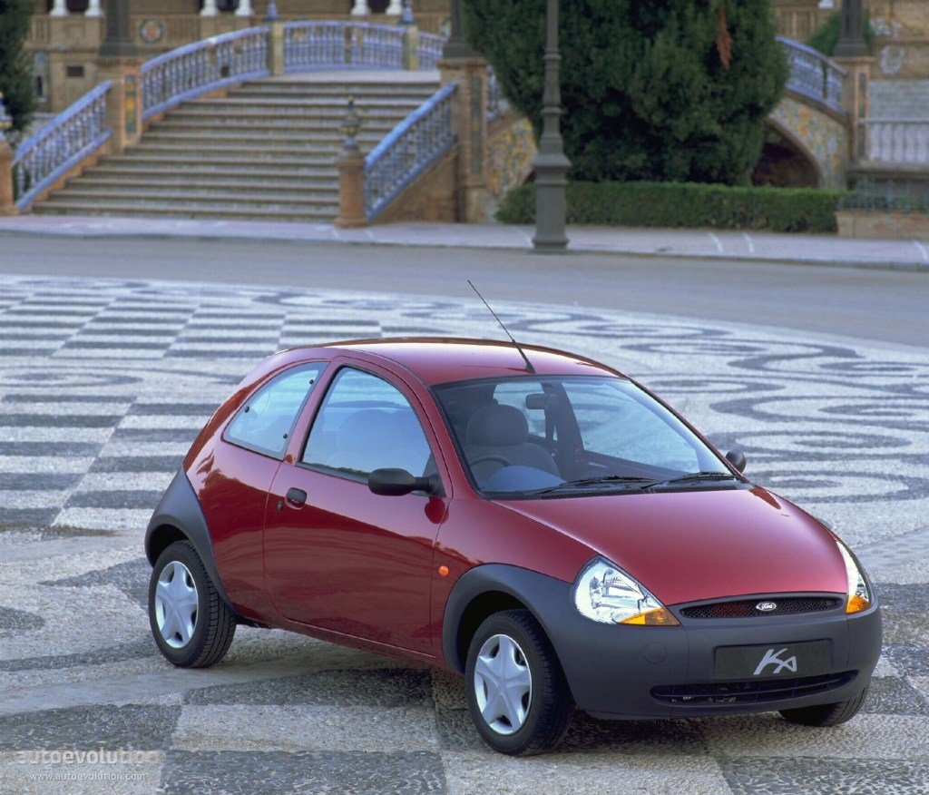 Latest Ford Ka 1997 1998 1999 2000 2001 2002 2003 2004 Free Download