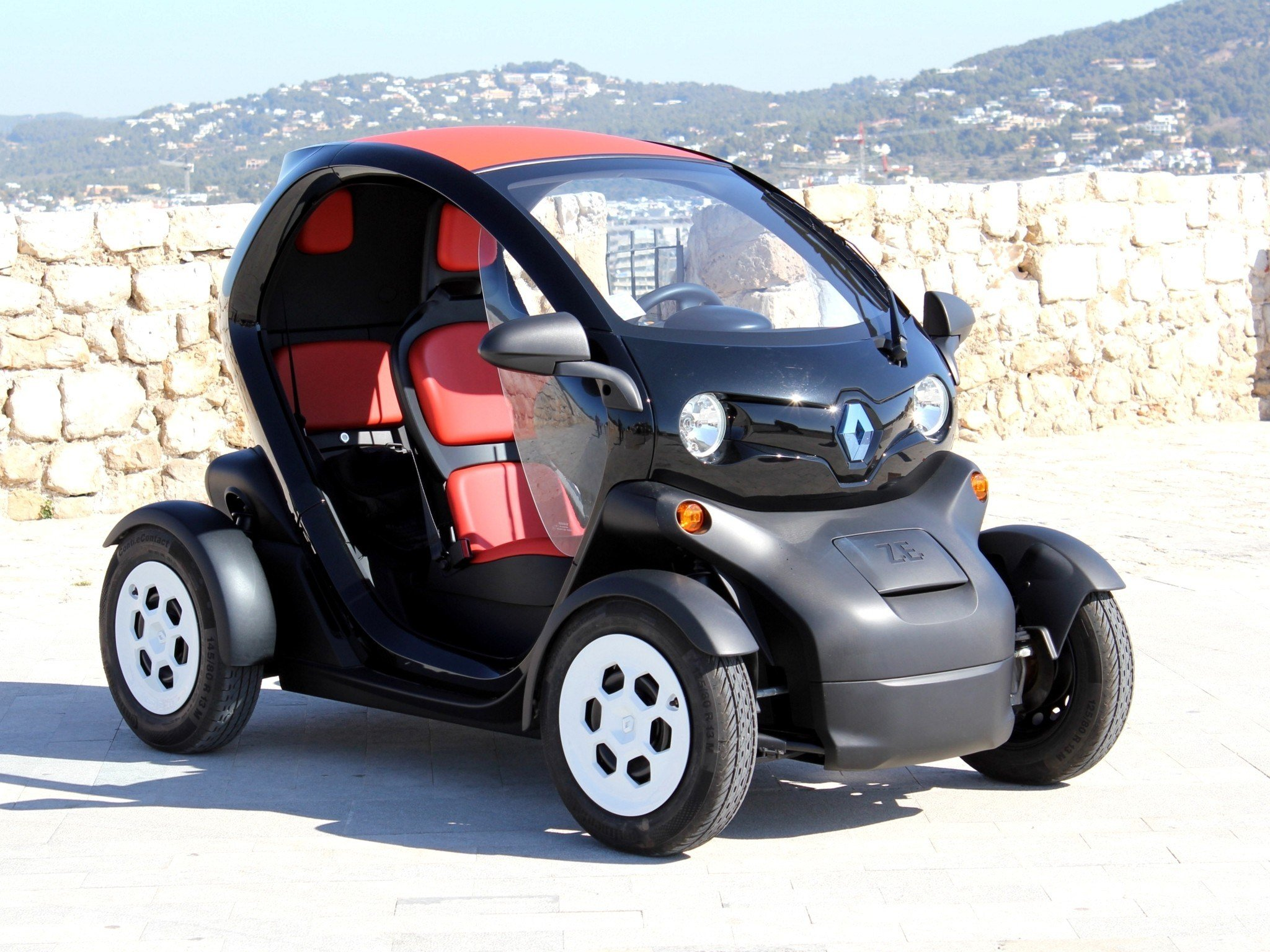 Latest Renault Twizy 2012 2013 2014 2015 2016 2017 Free Download