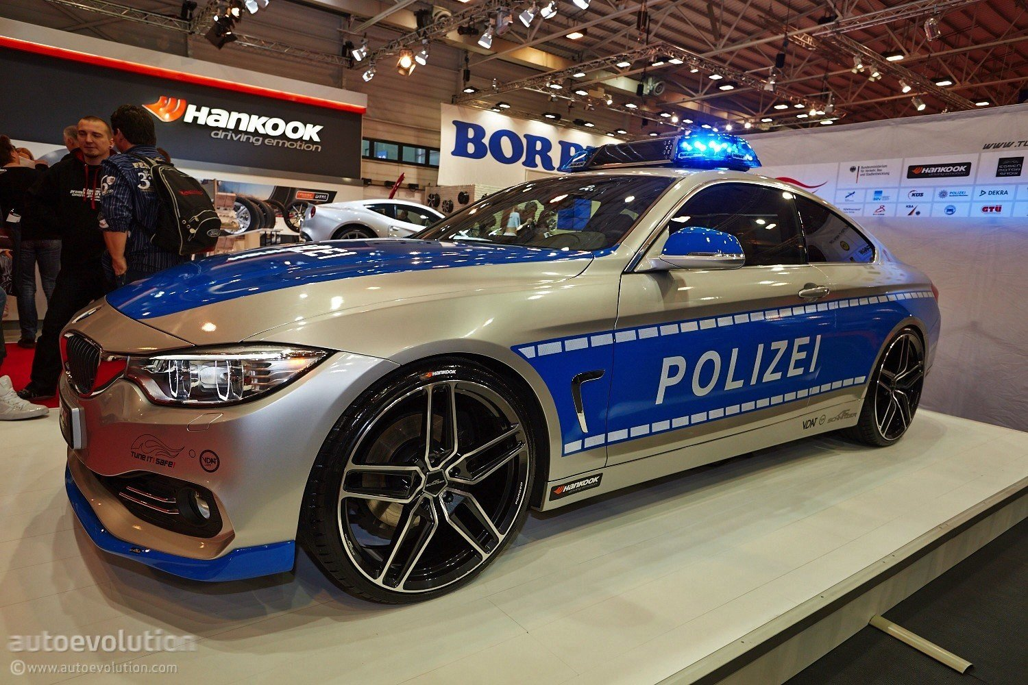 Latest Ac Schnitzer Police Car Has 294 Hp At Essen Motor Show Free Download