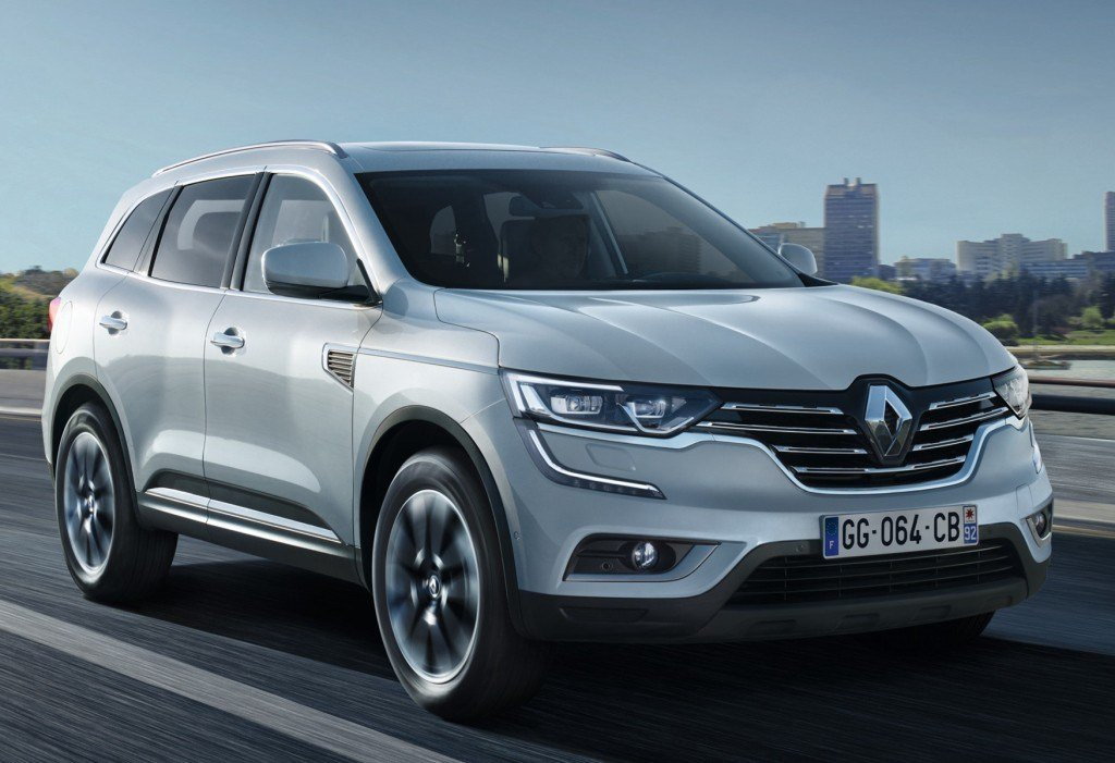 Latest 2017 Renault Koleos Ii Debuts In China To Global Audience Free Download