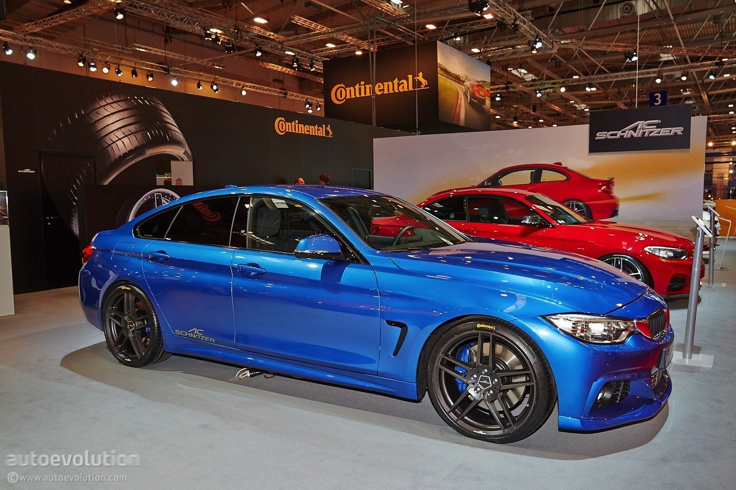Latest Ac Schnitzer Unveils Bmw M4 With A Wing On Its Boot At The Free Download