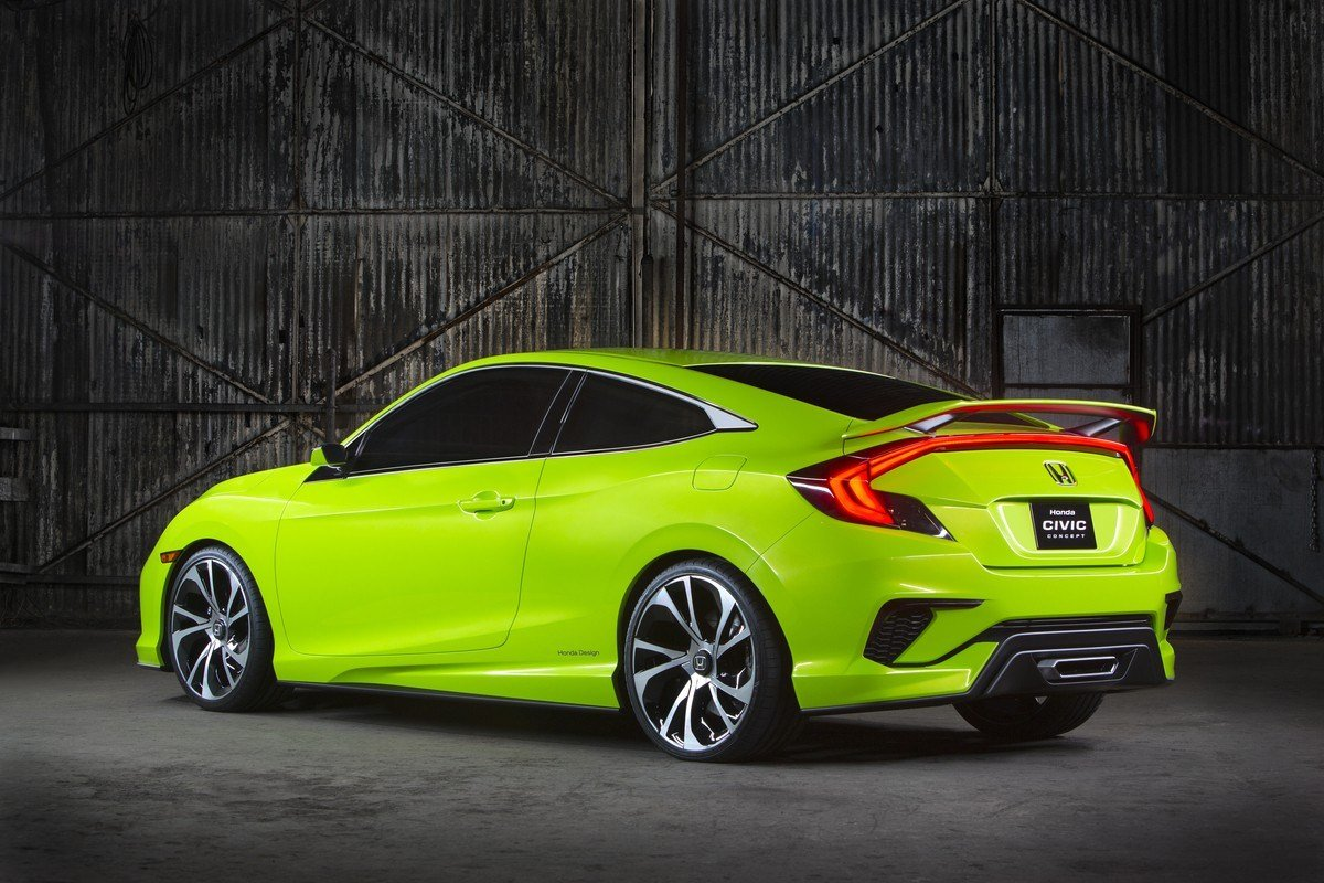 Latest All New Honda Civic Will Debut In Fall 2015 With 40 Mpg Free Download
