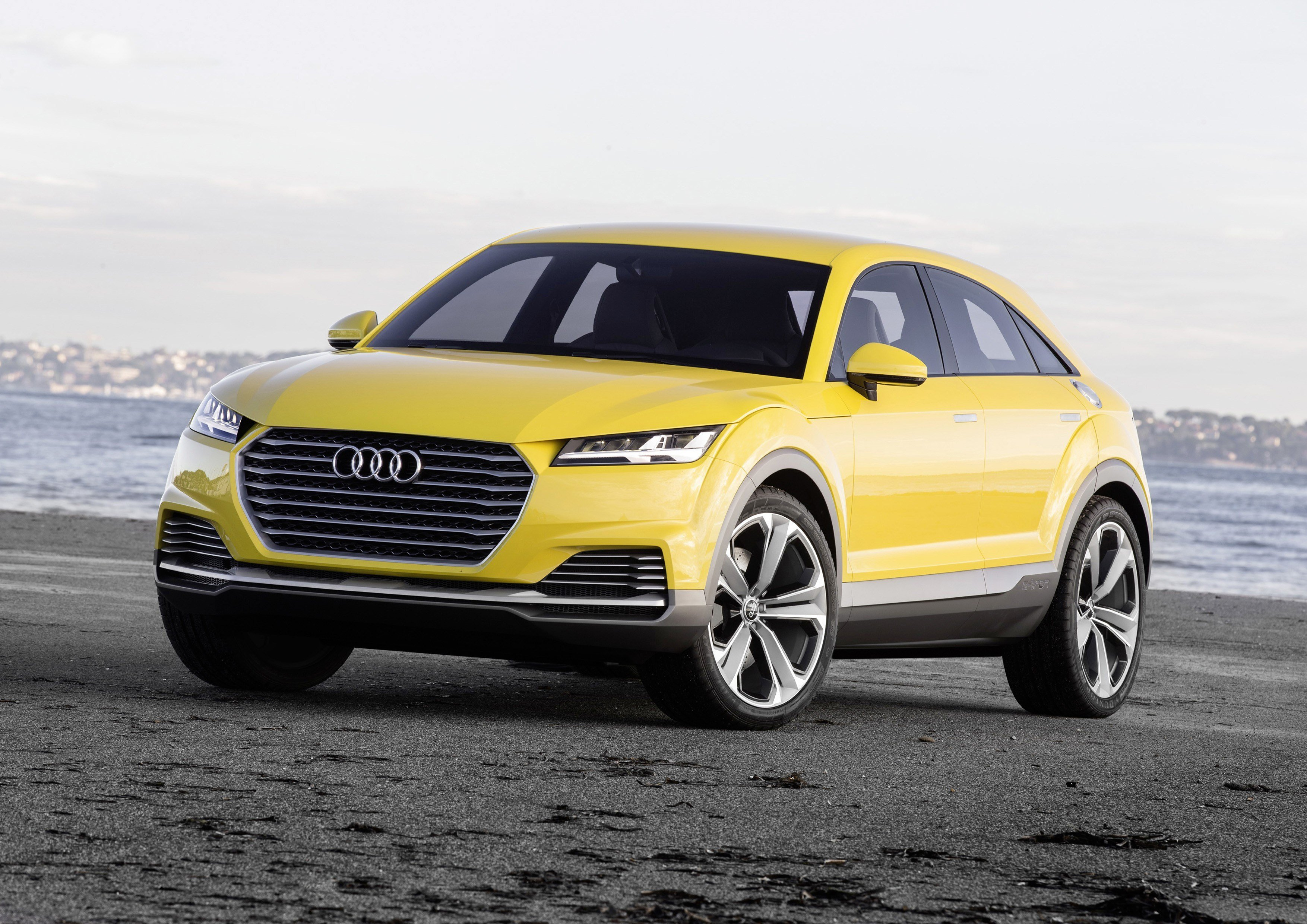 Latest Audi To Launch Ttq Offroader In 2017 Due To Fight With Free Download