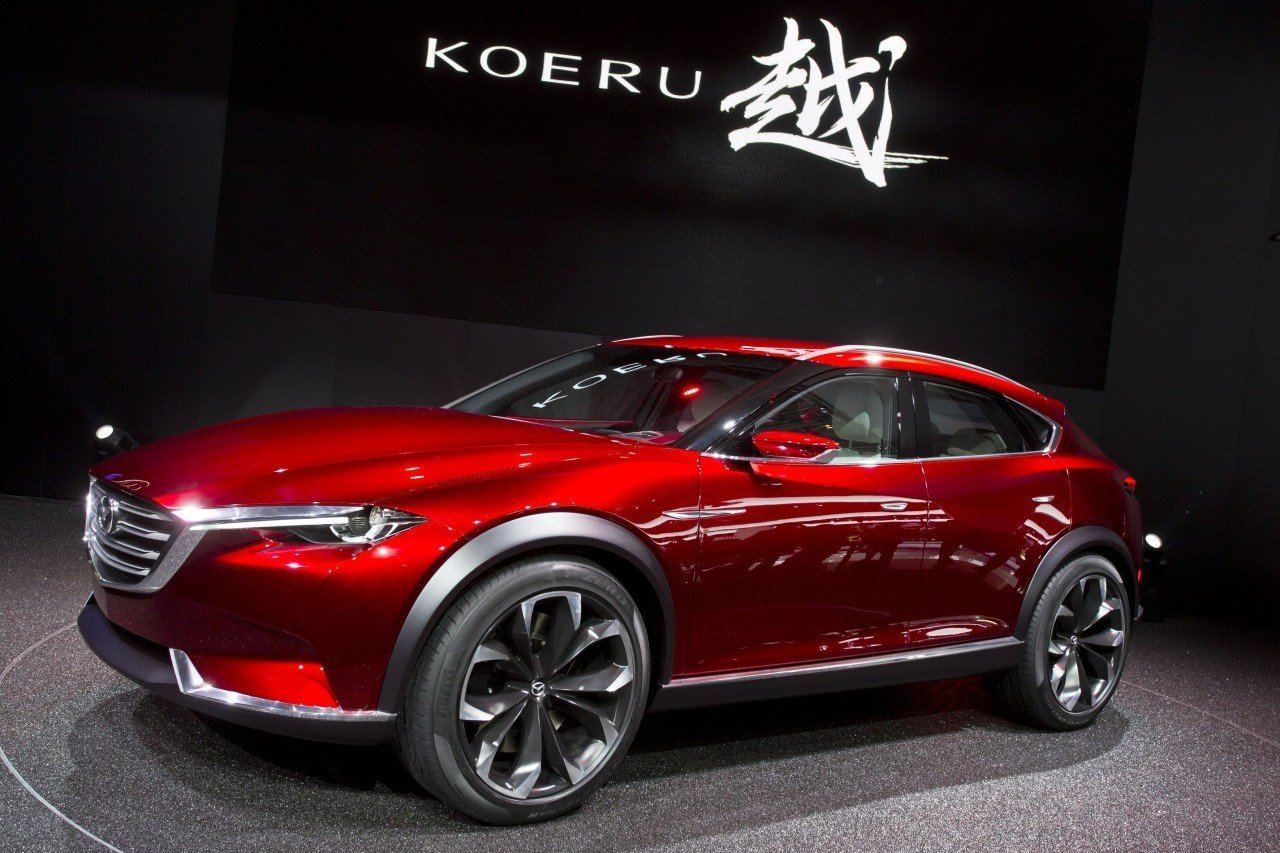 Latest Mazda Sports Car Concept Teased Ahead Of Tokyo Looks Like Free Download