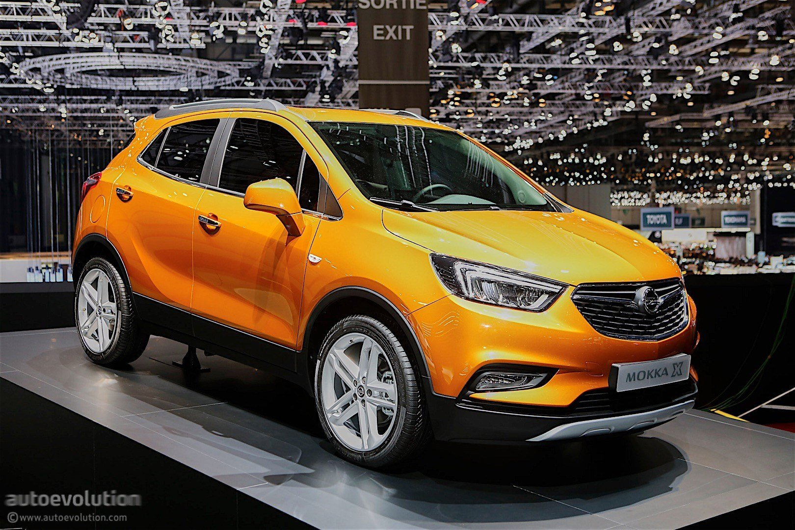 Latest 2016 Opel Mokka X Priced In Germany From €18 990 Free Download