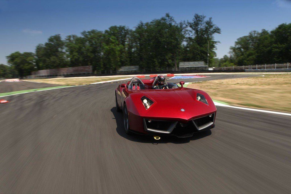 Latest Spada Codratonca Monza Unleashed Photo Gallery And Video Free Download