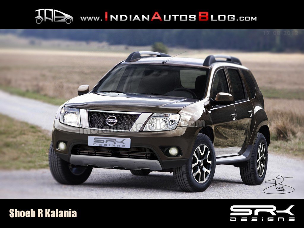 Latest Nissan Duster Anyone Autoevolution Free Download