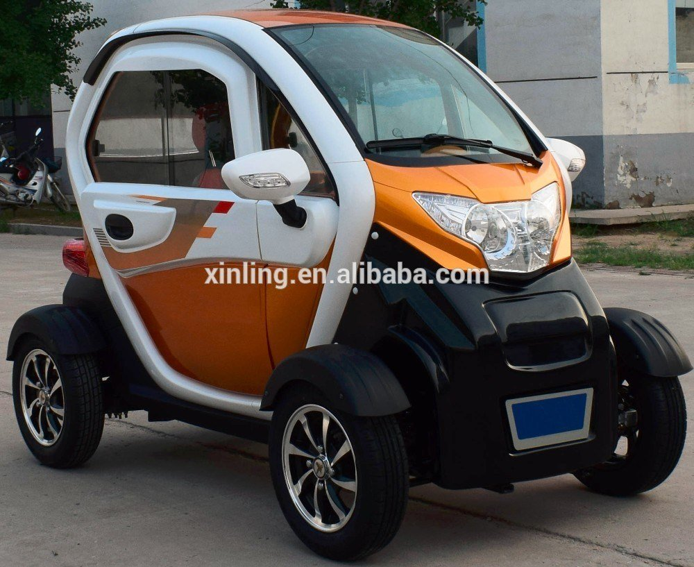 Latest Electric Mini Car Electric Four Wheel Scooter Electric Free Download