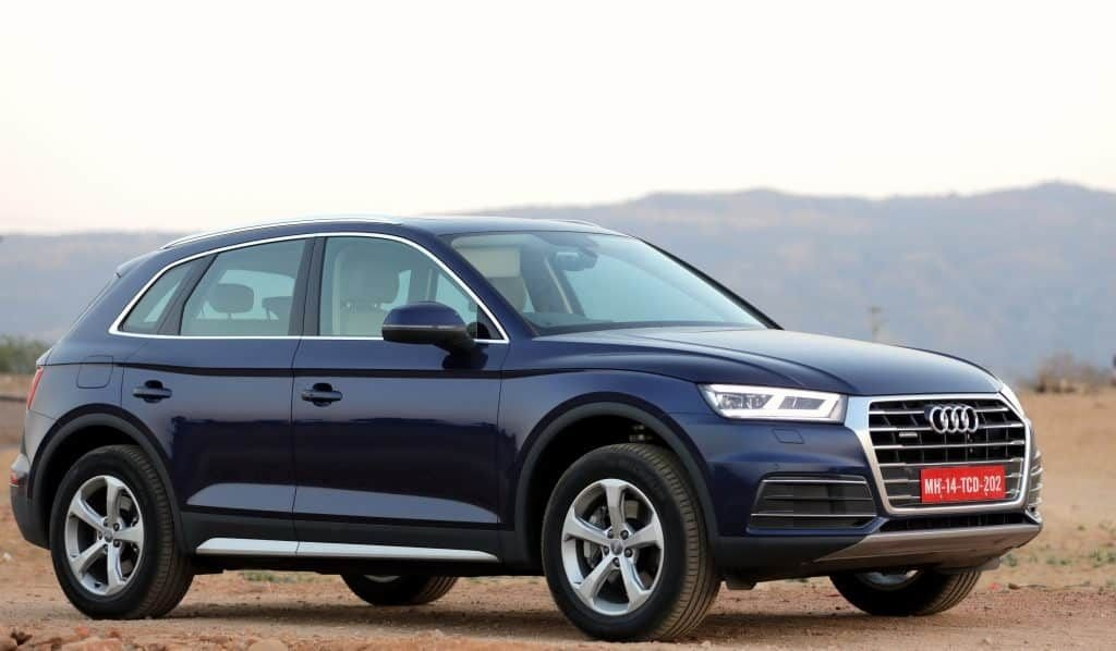 Latest Audi Q5 2018 Launched In India At Inr 53 25 Lakh Interior Free Download