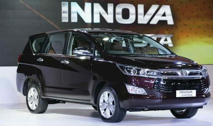 Latest New Toyota Innova Crysta Launched In Mumbai Price Free Download