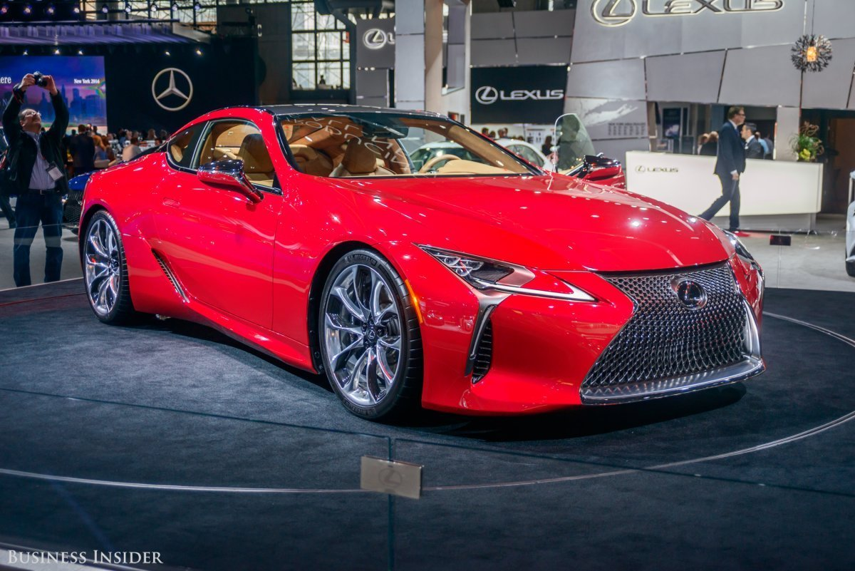 Latest This Is The Future Of Lexus Business Insider Free Download