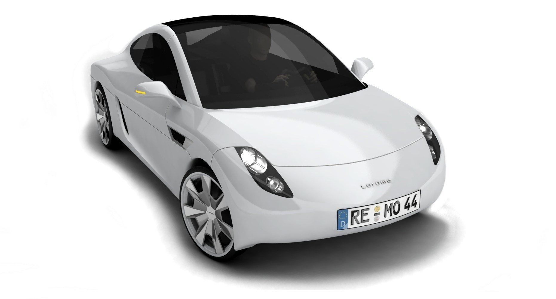 Latest Loremo The Super Efficient Car Will Have A New Face Free Download