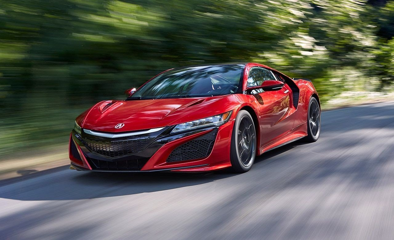 Latest Acura Sports Car My Car Free Download