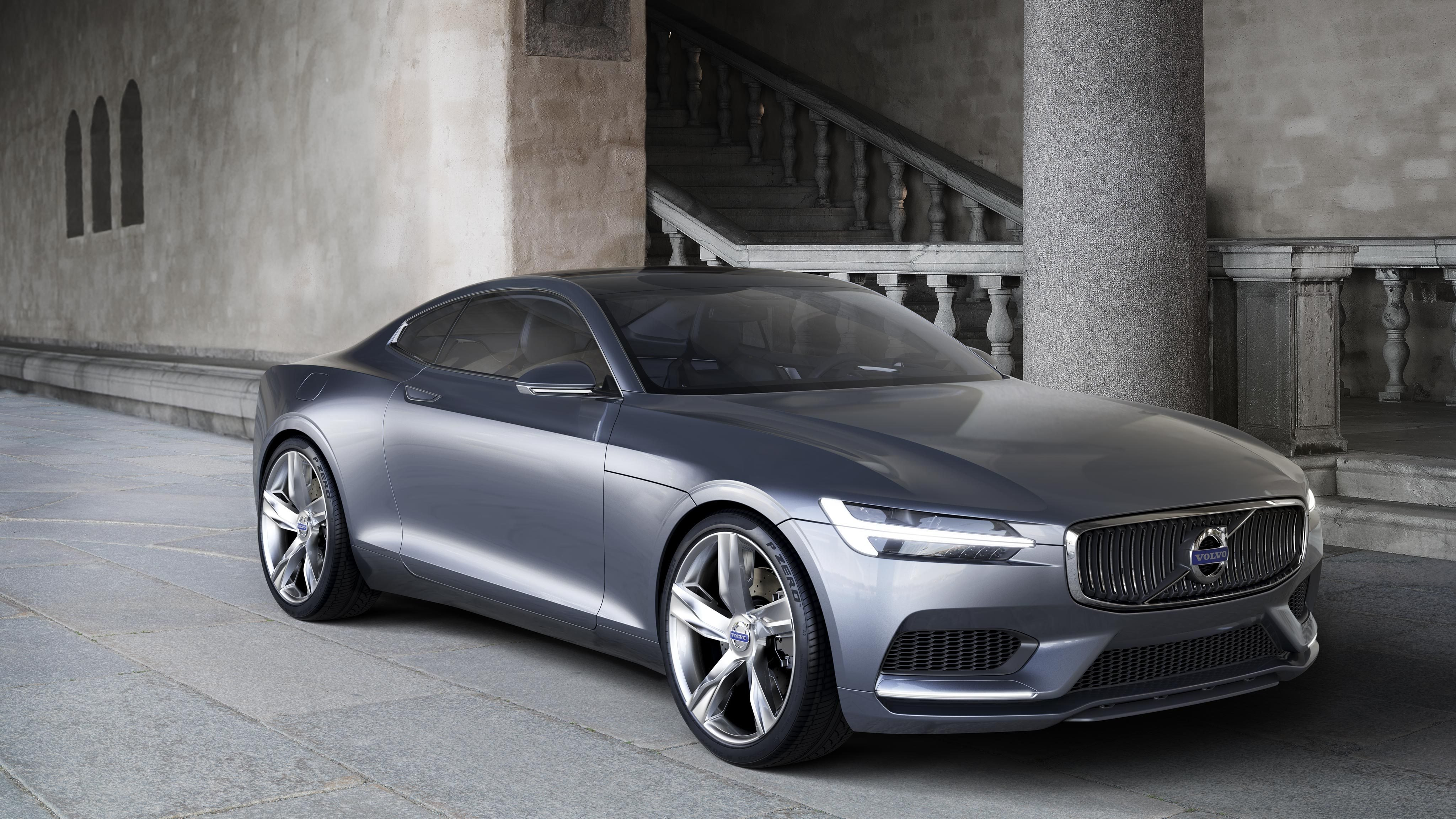 Latest Concept Coupe Volvo Cars Free Download