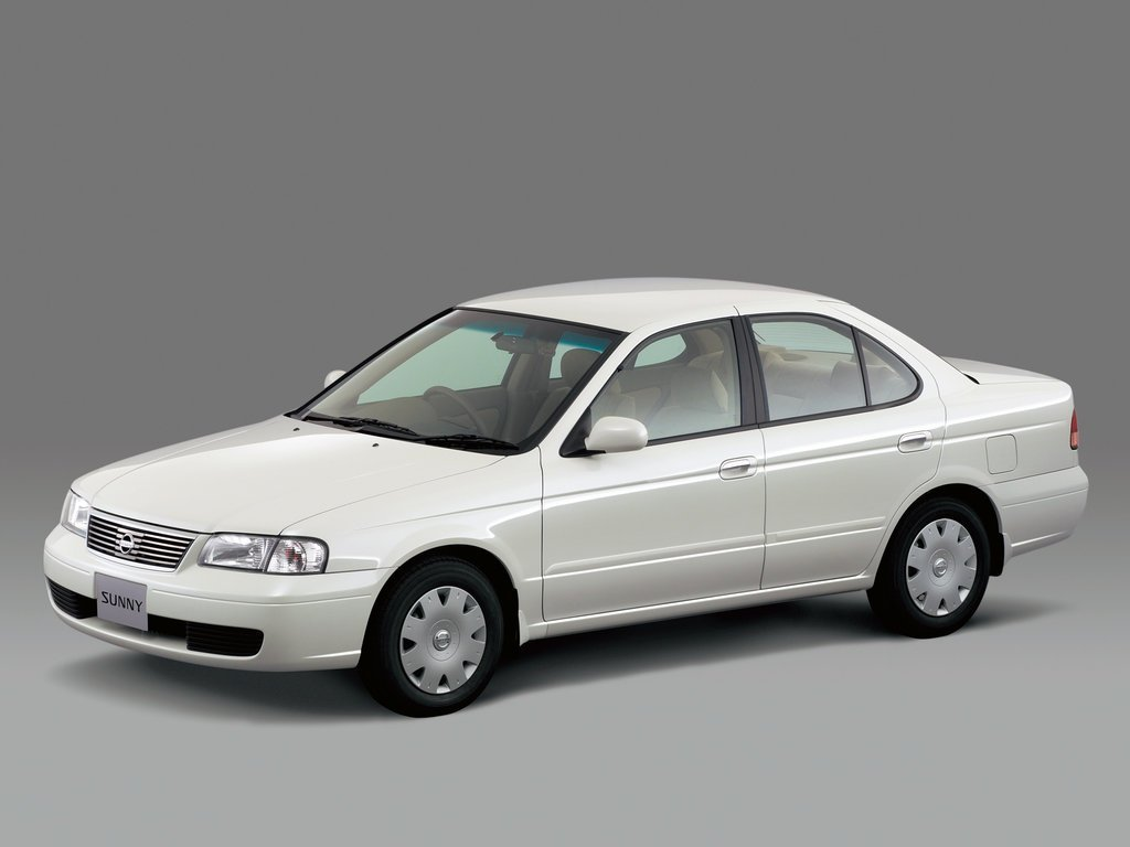 Latest 2004 Nissan Sunny B15 – Pictures Information And Specs Free Download