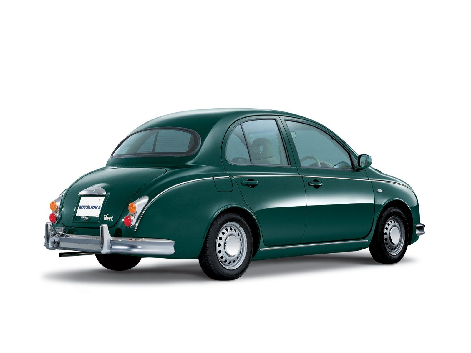Latest Car Pictures Mitsuoka Viewt 2006 Free Download