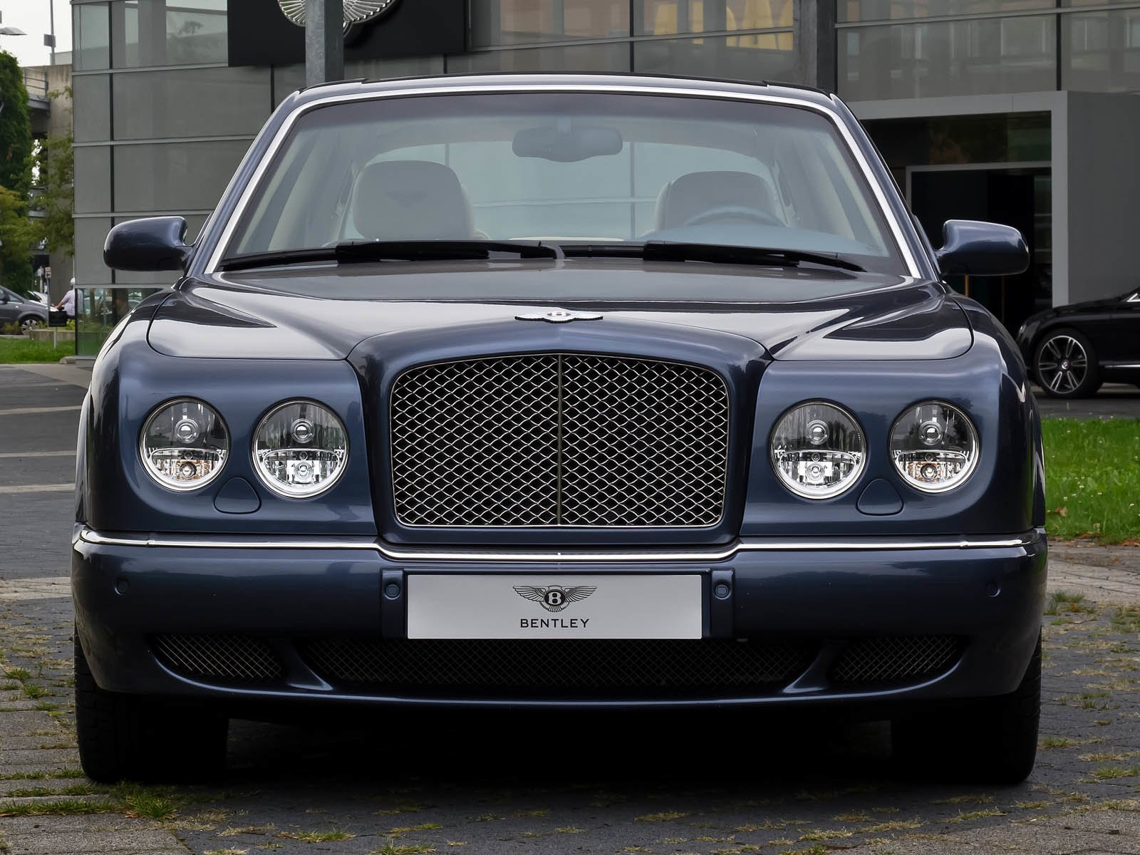 Latest Wallpapers Bentley Arnage Car Wallpapers Free Download