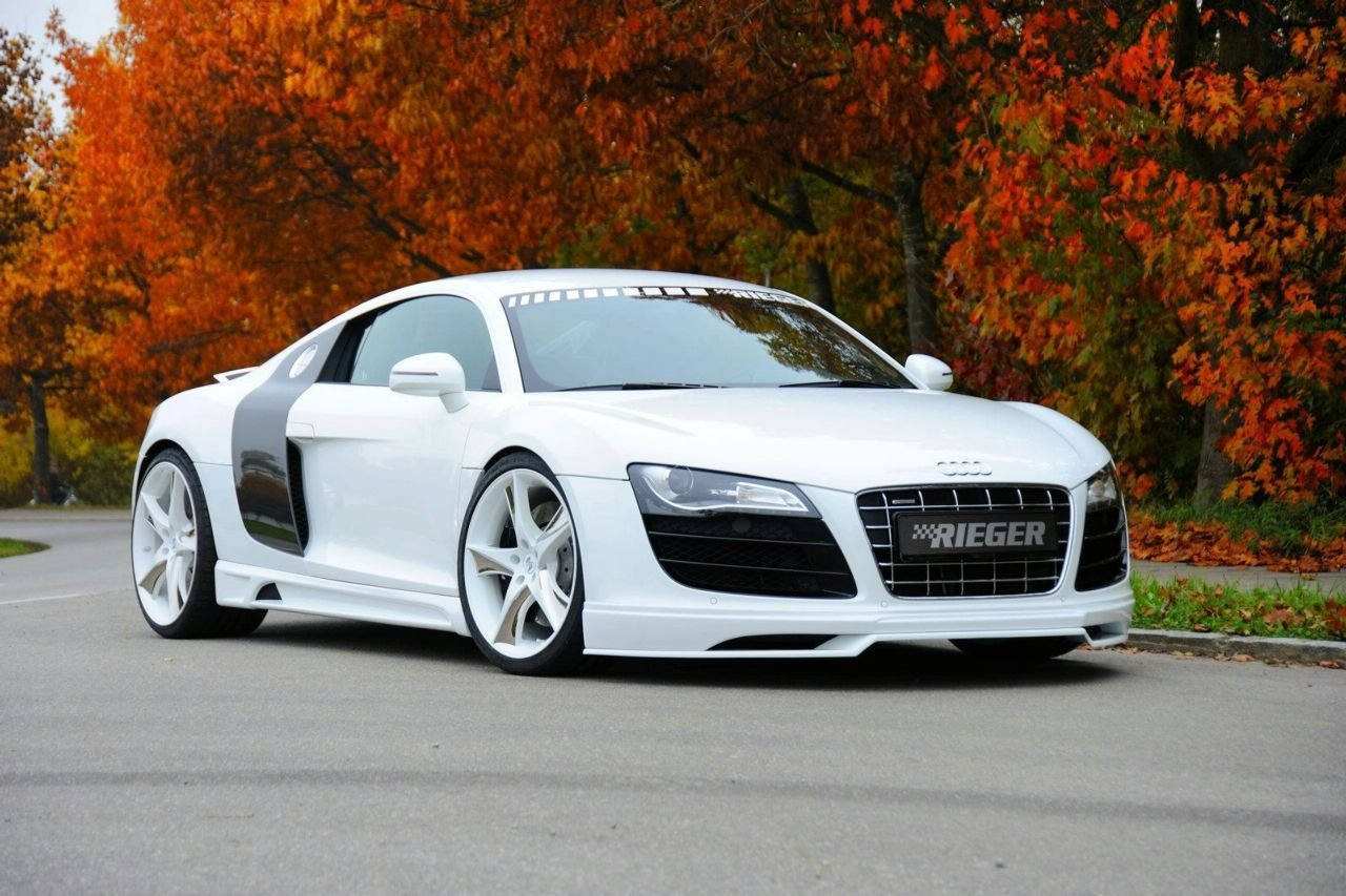 Latest Cars And Bikes 8 Cool Modified Audi R8 Cars Free Download
