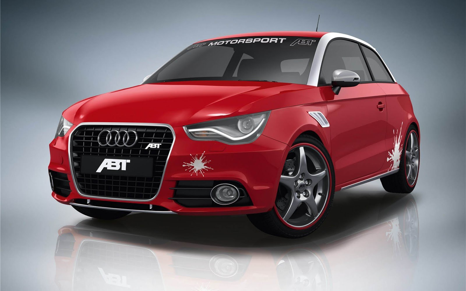 Latest 2010 Abt Audi A1 Wallpapers Auto Cars Concept Free Download