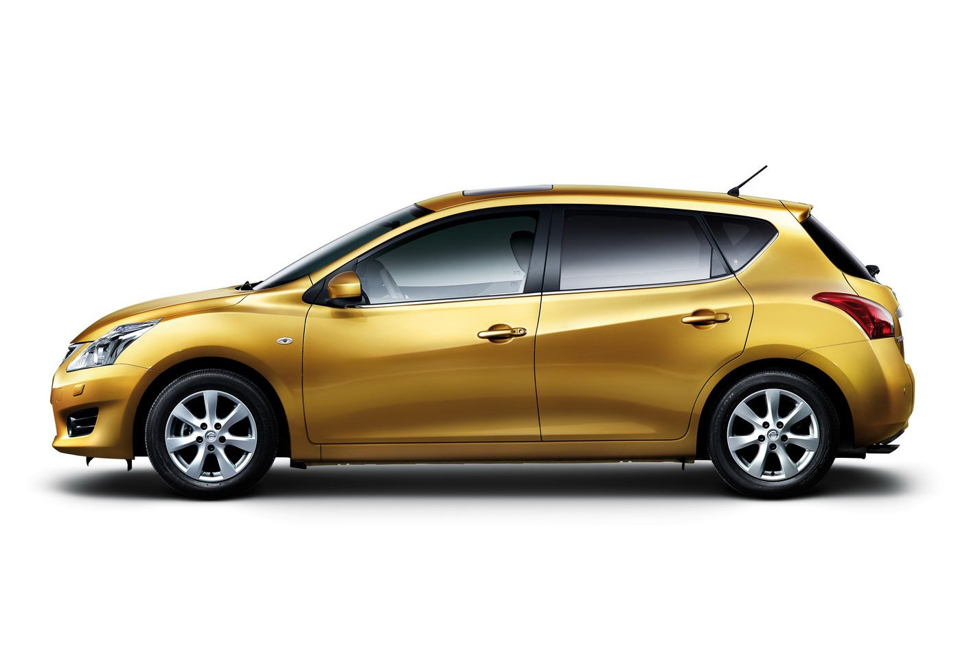 Latest All New Nissan Tiida Unveiled At Shanghai Auto Show Free Download