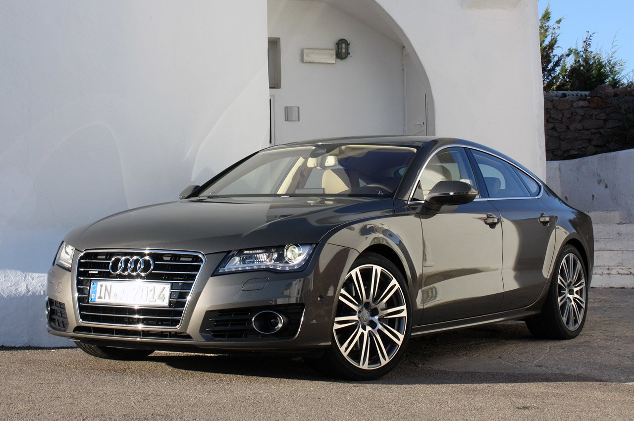 Latest 2012 Audi A7 Cars Free Download