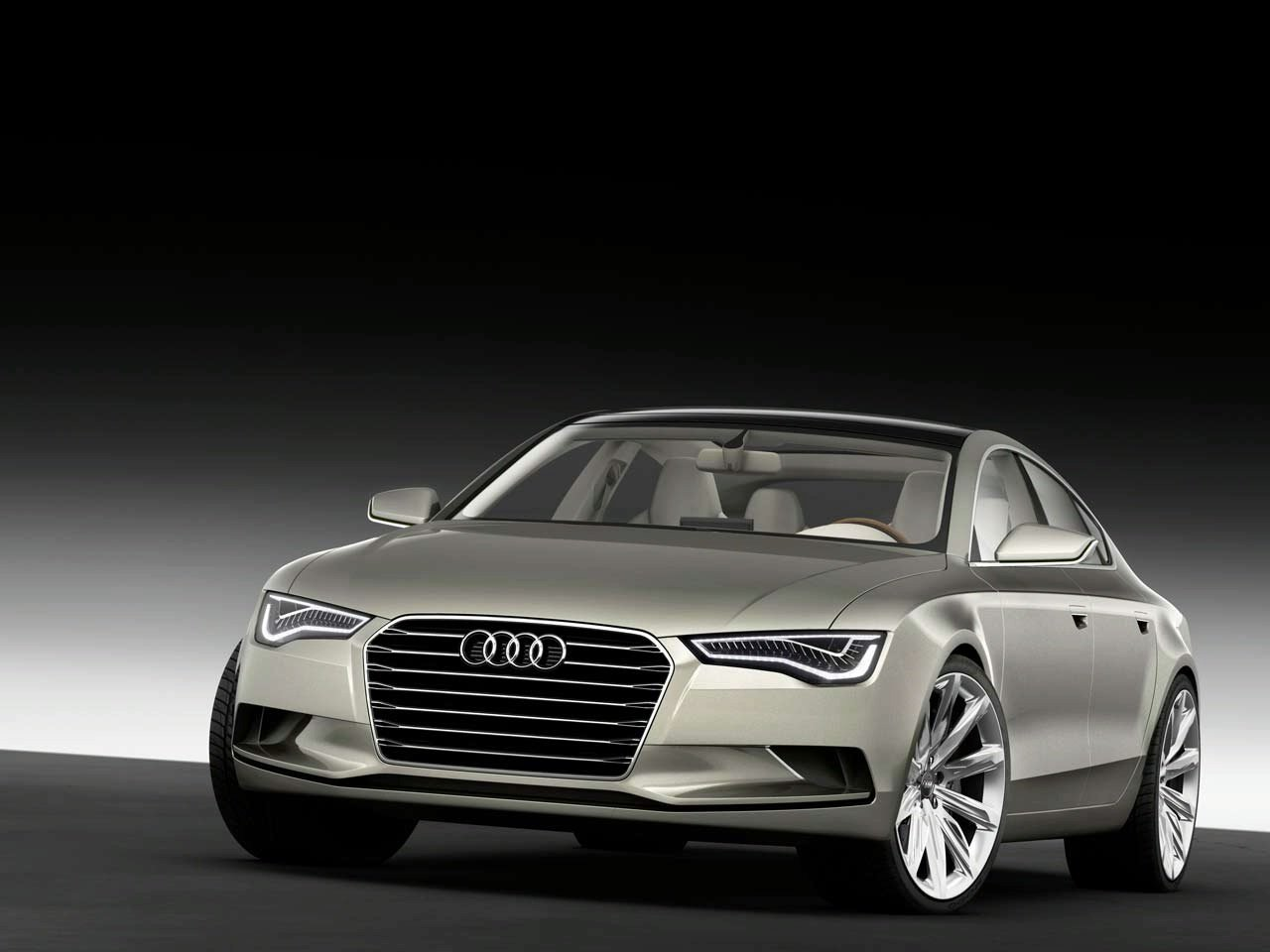 Latest 2013 Audi A7 Cars Free Download