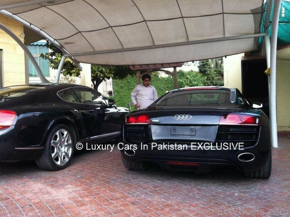 Latest Audi R8 In Lahore Sports Modified Cars Free Download