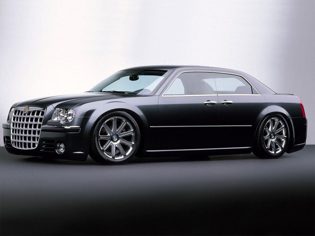 Latest Fast Cars Chrysler 300C Most Wanted Sports Car Free Download