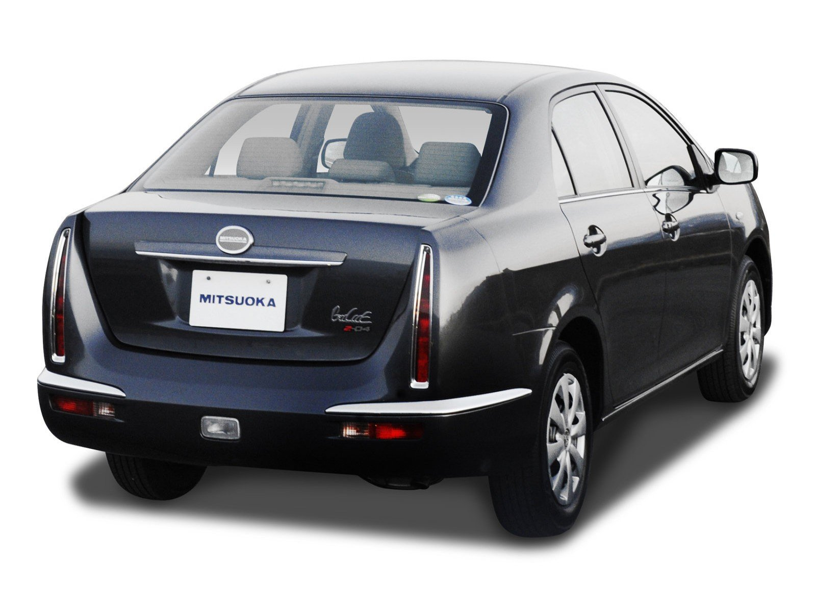 Latest Car Pictures Mitsuoka Galue 204 2008 Free Download