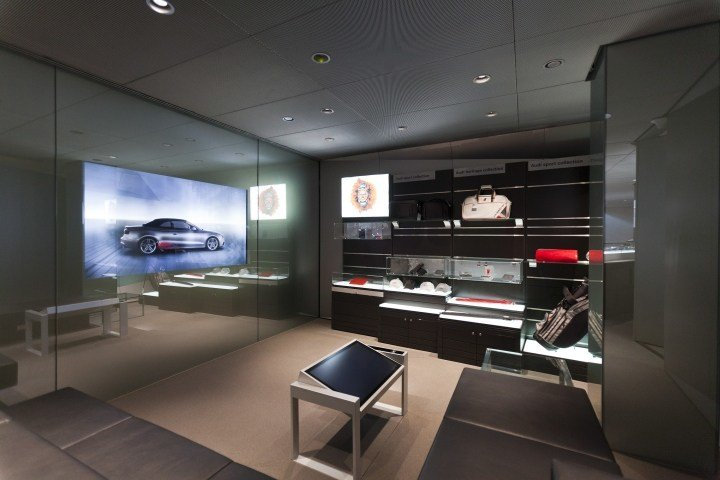 Latest » Audi City Showroom By Design4Retail London – Uk Free Download
