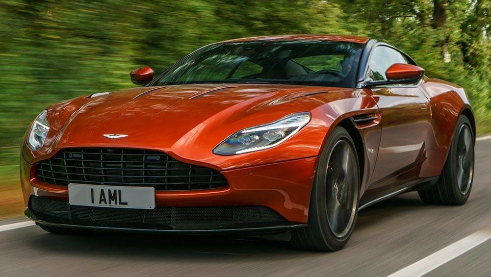 Latest Aston Martin Db11 2016 Review First Drive Carsguide Free Download