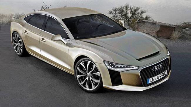Latest Audi A9 Spy Shot Rendering Car News Carsguide Free Download